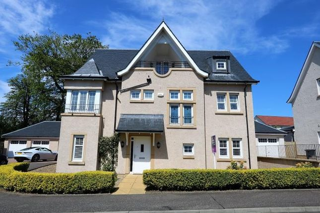 Thumbnail Detached house to rent in Curlew Court, Lenzie