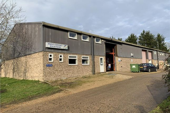 Thumbnail Light industrial for sale in The Grip, Linton, Cambridge, Cambridgeshire