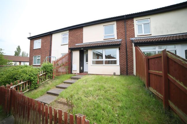 Thumbnail Terraced house for sale in Wedgewood Crescent, Ketley, Telford