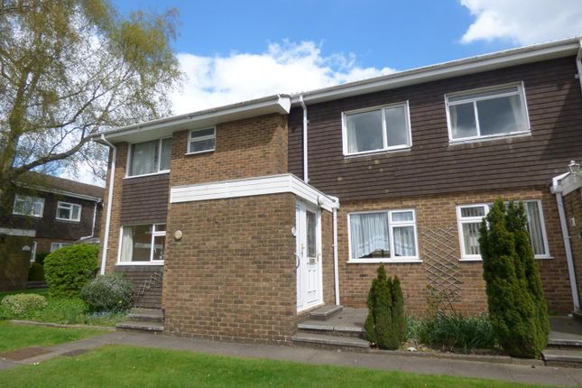 Thumbnail Flat to rent in Lincoln Court, Shirley, Southampton