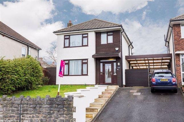 Thumbnail Detached house for sale in Wellington Hill West, Henleaze, Bristol