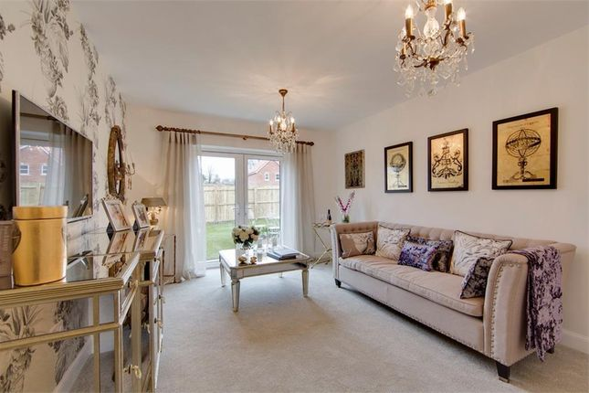 """Thumbnail Semi-detached house for sale in """"The Carron"""" at Redcar Lane, Redcar"""