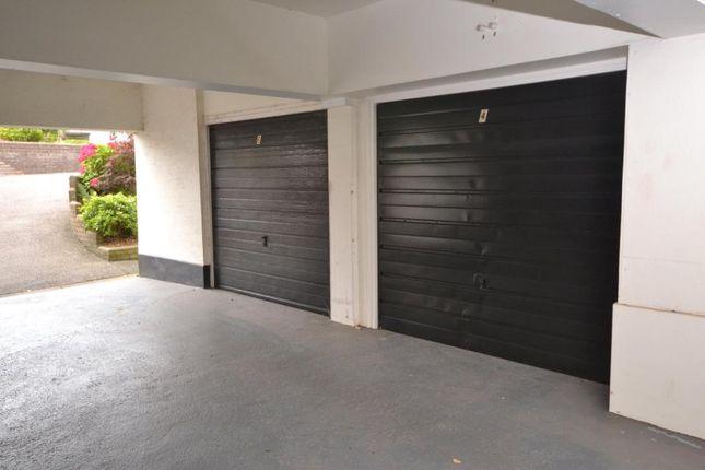 Garage of White Lodge, 10 Coastguard Road, Budleigh Salterton, Devon EX9