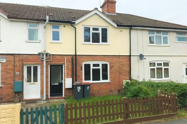 Thumbnail Terraced house to rent in 26 Woodhouse Crescent, Trench, Telford