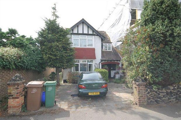Thumbnail Semi-detached house for sale in Salisbury Road, Carshalton, Surrey