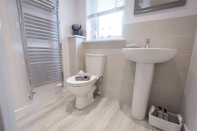 Bathroom of The Buchanan, Ravenscraig, Plot 93, The Castings, Meadowhead Road, Ravenscraig, Wishaw ML2