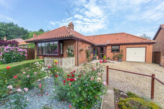 Detached bungalow for sale in Church Lane, Harpley, King's Lynn