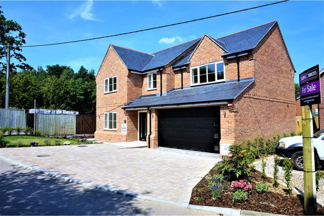 Thumbnail Detached house for sale in West Street, Tadley