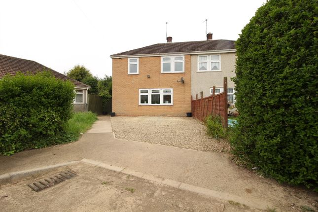 Thumbnail Semi-detached house for sale in Carlton Road, Sudbrook, Grantham