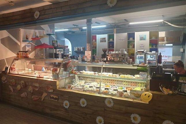 Thumbnail Restaurant/cafe for sale in Appleby Street, Blackburn