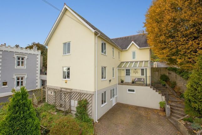Thumbnail Detached house for sale in Seymour Road, Newton Abbot