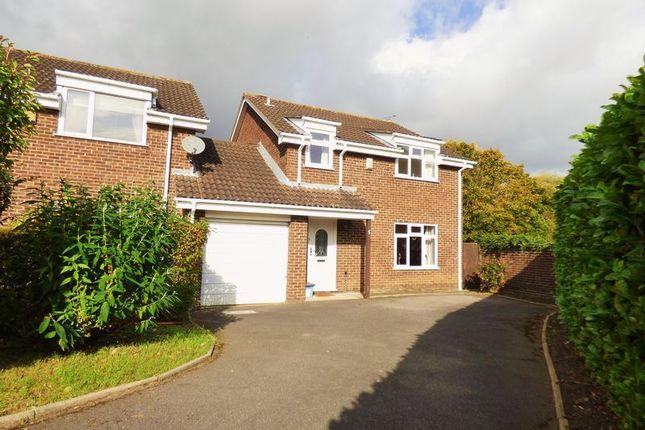 Thumbnail Detached house for sale in Skylark Way, Abbeydale, Gloucester
