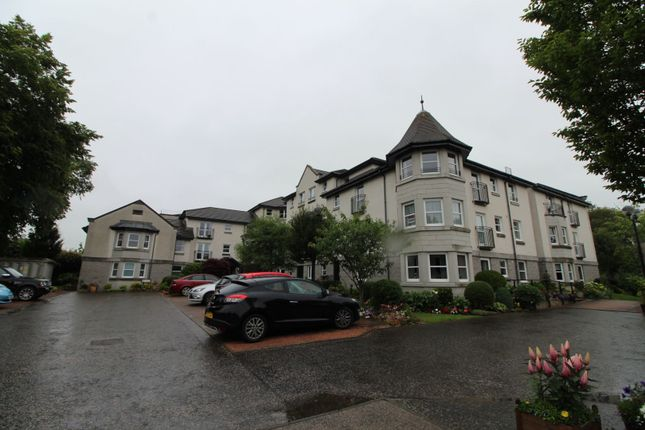 Thumbnail Flat for sale in Hays Court, Inverurie