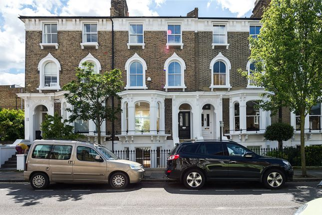 Thumbnail Flat for sale in Fitzwilliam Road, London