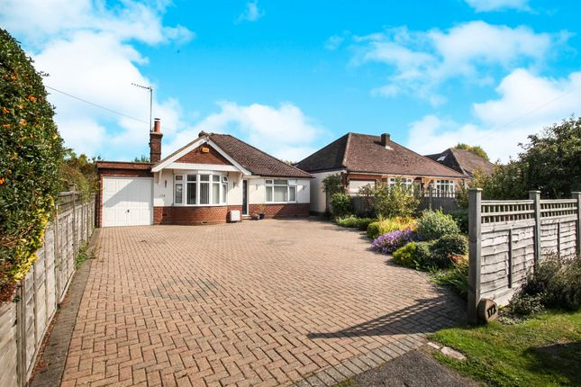 Detached bungalow for sale in London Road, Aston Clinton, Aylesbury
