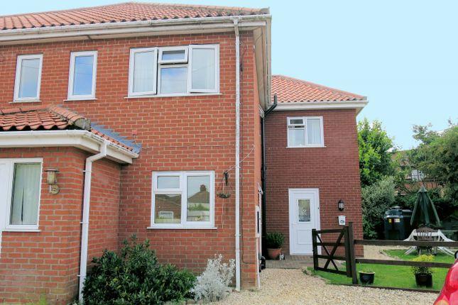 Thumbnail Property for sale in Chapelfield, Reedham, Norwich