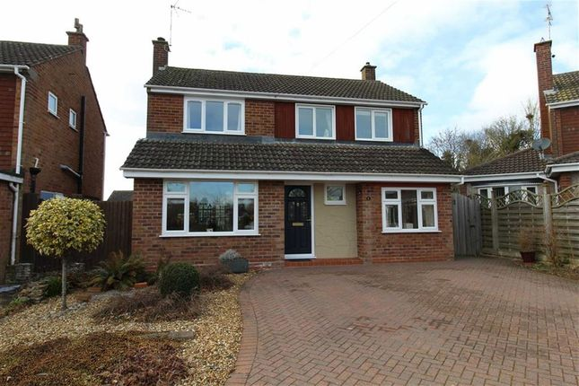 Thumbnail Detached house for sale in St. Marys Close, Southam