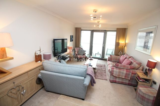 Thumbnail Flat for sale in Smoke House Quay, Milford Haven, Pembrokeshire.