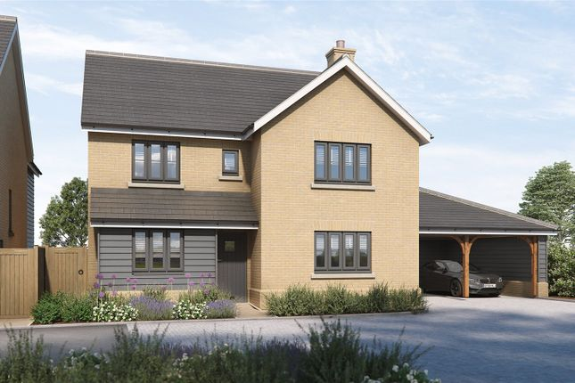 Thumbnail Detached house for sale in East Street, Colne, Huntingdon