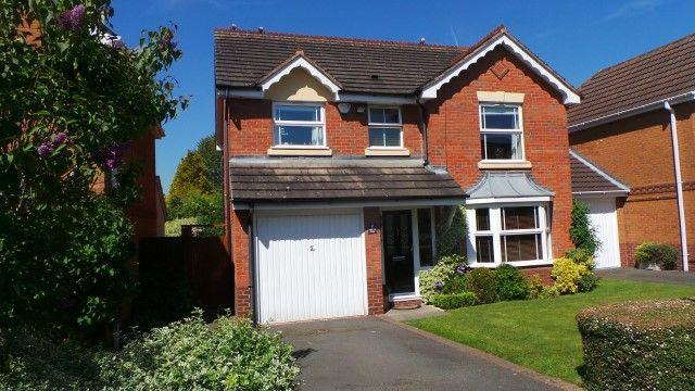Thumbnail Detached house for sale in Littleton Close, Sutton Coldfield, West Midlands