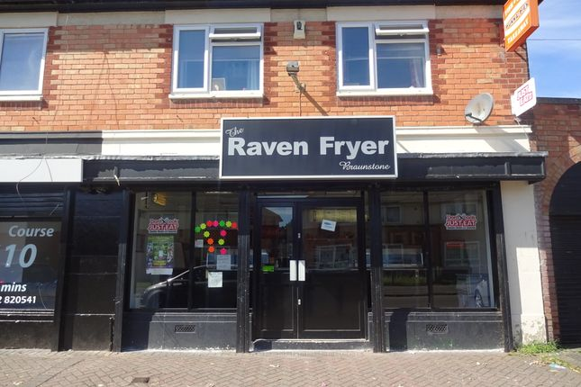 Restaurant/cafe for sale in Raven Road, Leicester