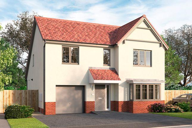 4 bed detached house for sale in Stirling Road, Larbert FK5