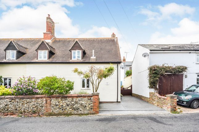 Thumbnail Cottage for sale in Back Lane, Stisted, Braintree