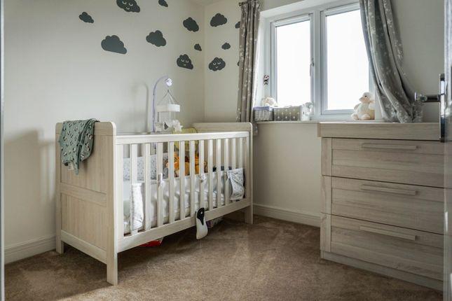 Bedroom Four of Jenham Drive, Sileby, Loughborough LE12