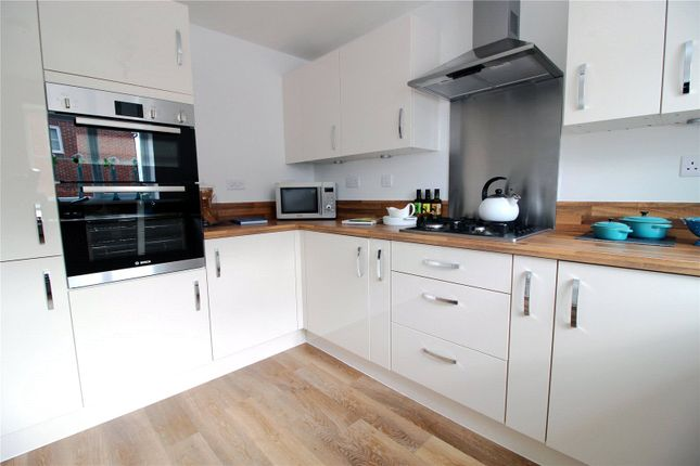 Thumbnail Semi-detached house for sale in Scholars Way, Werrington, Stoke On Trent