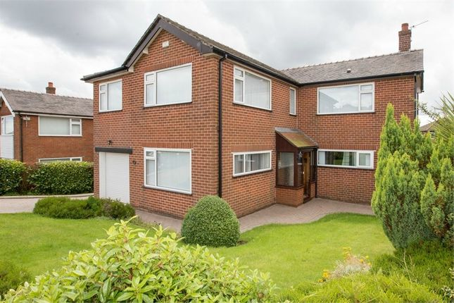 Thumbnail Detached house for sale in Old Vicarage Road, Horwich, Bolton