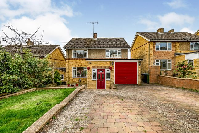 Thumbnail Detached house for sale in Talbot Avenue, Downley, High Wycombe