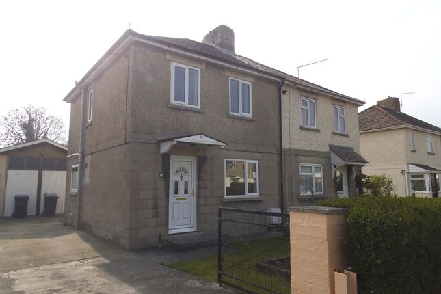2 bed semi-detached house to rent in Coronation Road, Melksham, Melksham, Wiltshire SN12