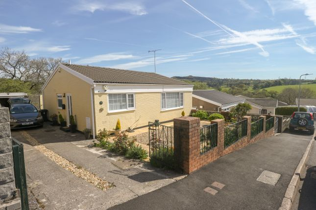 Thumbnail Detached bungalow for sale in High Trees, Trefechan, Merthyr Tydfil