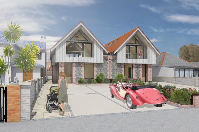 Thumbnail Semi-detached house for sale in Old Fort Road, Shoreham-By-Sea