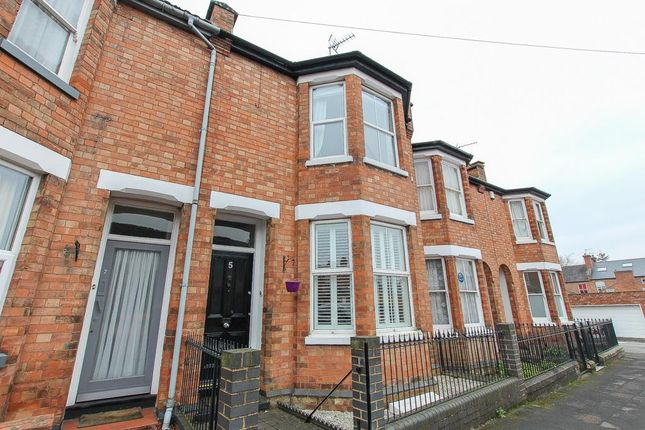 Thumbnail Terraced house to rent in Campion Road, Leamington Spa