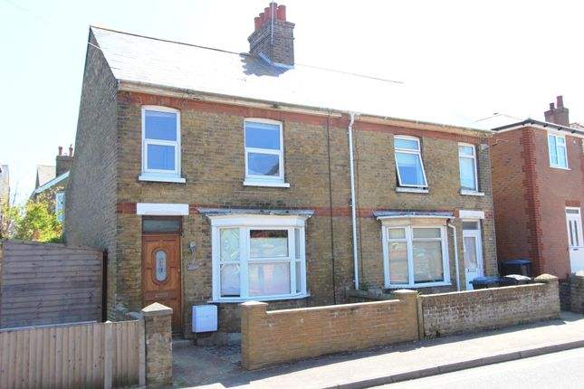 Thumbnail Semi-detached house for sale in Middle Deal Road, Deal