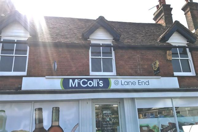 Thumbnail Maisonette to rent in Church Road, Lane End, High Wycombe