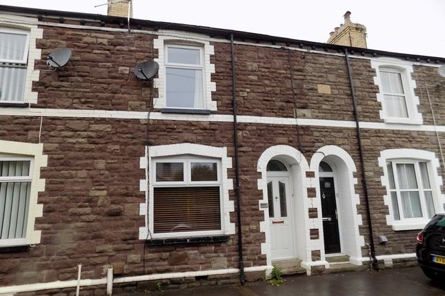 Thumbnail Terraced house to rent in Park Street, Abergavenny
