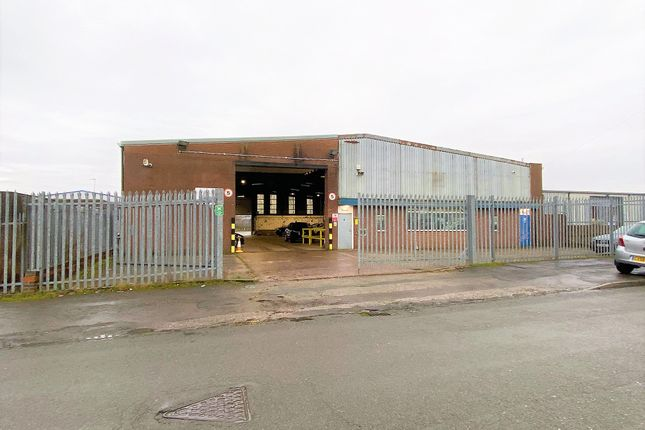 Thumbnail Light industrial for sale in Crowcrofts Road, Newstead Industrial Estate, Trentham, Stoke On Trent, Staffordshire