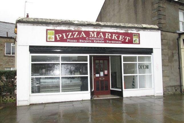 Thumbnail Restaurant/cafe for sale in Horsemarket, Middleton In Teesdale