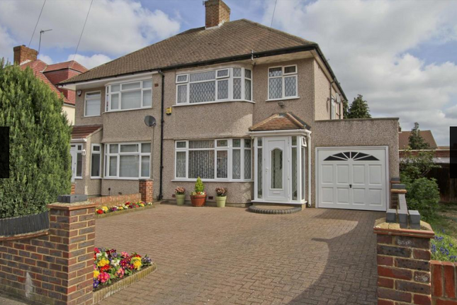 Thumbnail Semi-detached house to rent in Barnhill Lane, Hayes, Middlesex
