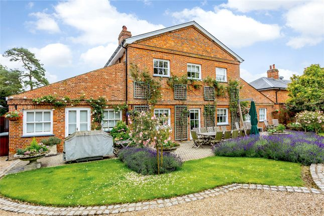 Thumbnail Detached house for sale in Hoo Park, Whitwell, Hitchin, Hertfordshire