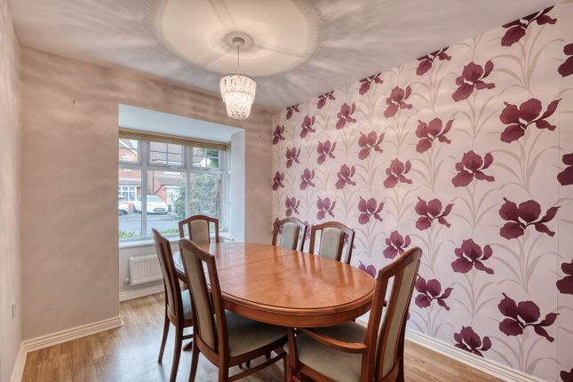 Dining Room of Jackfield Close, Matchborough East, Redditch B98
