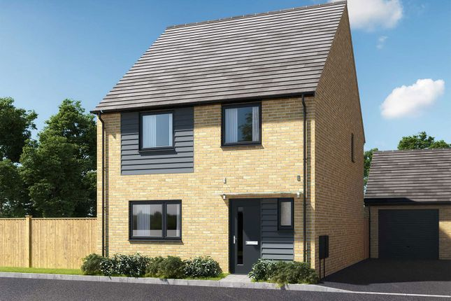 "4 bed detached house for sale in ""The Mylne"" at Thorn, Dunstable LU5"