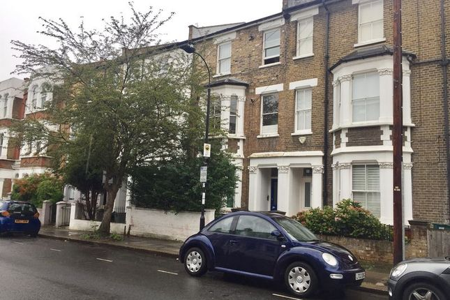 Thumbnail Flat to rent in Hetley Road, London
