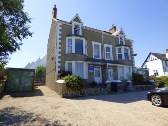 Thumbnail Semi-detached house for sale in Lon Engan, Abersoch, Gwynedd