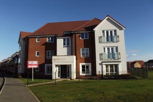 Thumbnail Flat to rent in Hawking Drive, Biggleswade