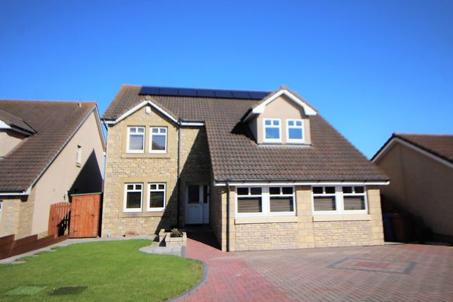 Thumbnail Property for sale in Sandwell Crescent, Kirkcaldy