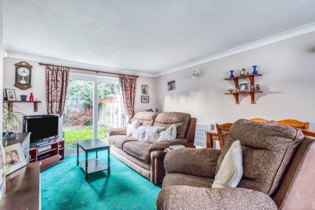 Sitting Room of Gunn End, Shipston On Stour, Warwickshire CV36