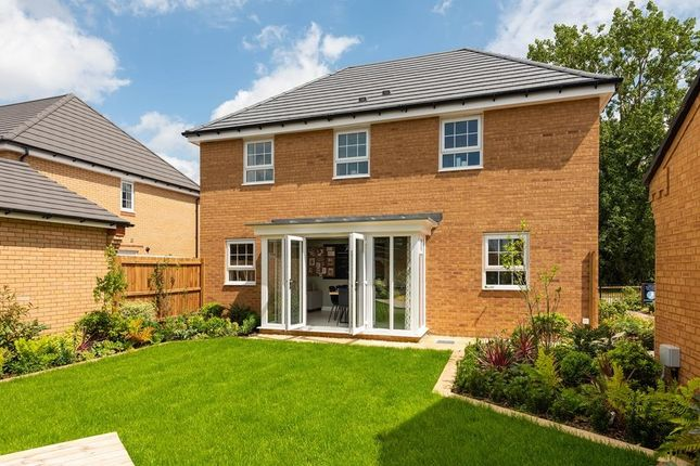 """Thumbnail Detached house for sale in """"Bradgate"""" at Burford Road, Witney"""